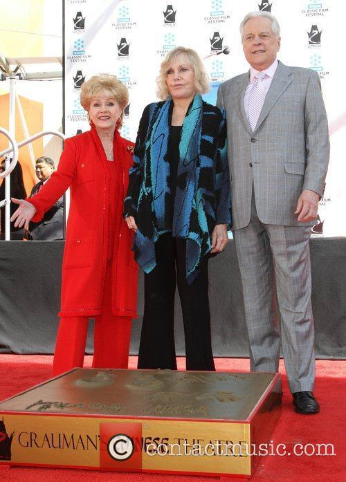 Debbie Reynolds, Kim Novak and Grauman's Chinese Theatre 6