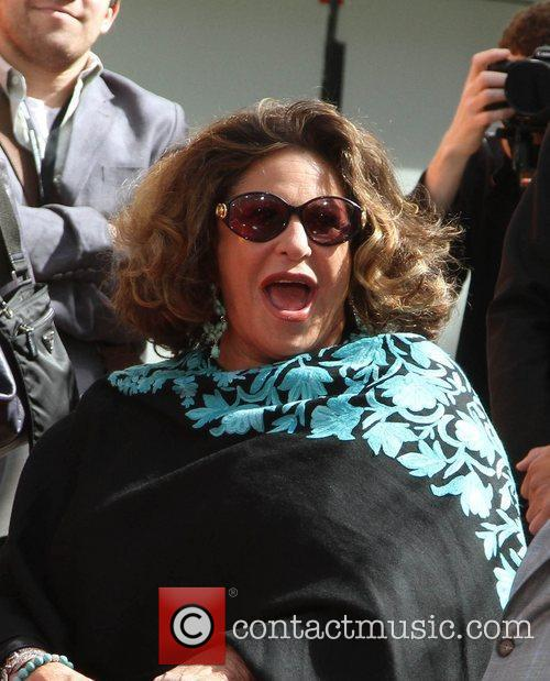 Lainie Kazan and Grauman's Chinese Theatre 2