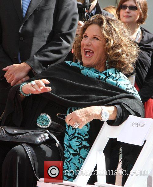 Lainie Kazan and Grauman's Chinese Theatre 1
