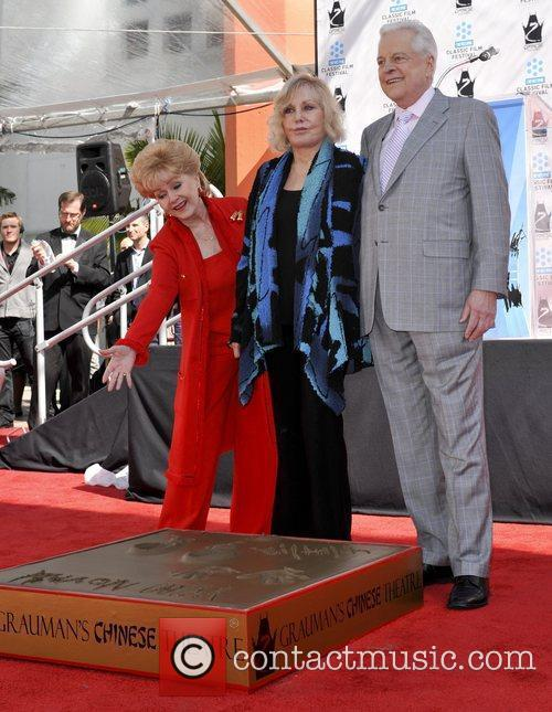 Debby Ryan, Kim Novak and Grauman's Chinese Theatre 4
