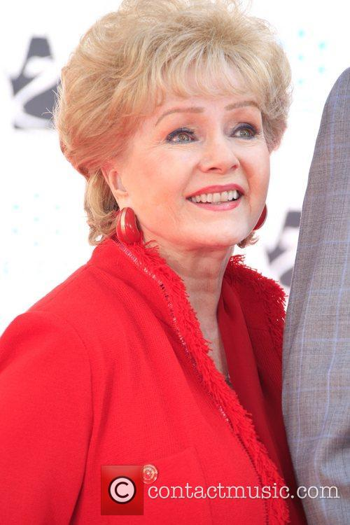 Debbie Reynolds and Grauman's Chinese Theatre 11
