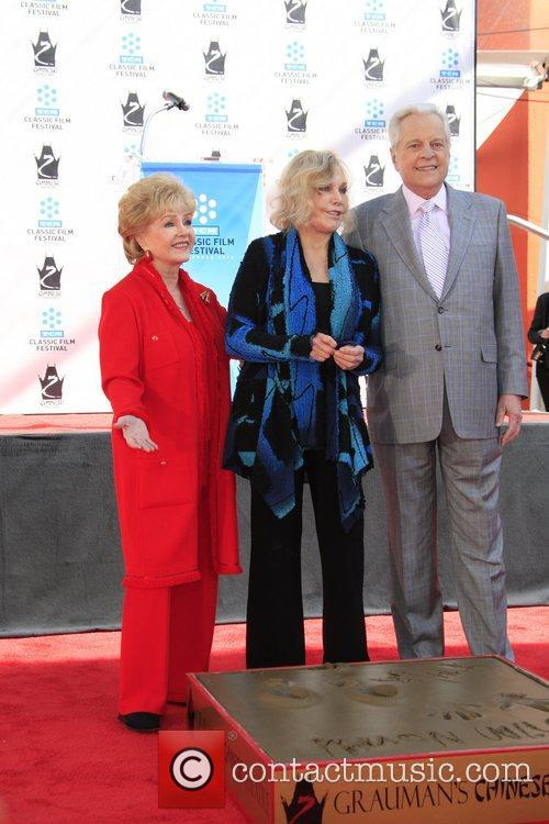 Debbie Reynolds, Kim Novak and Grauman's Chinese Theatre 10