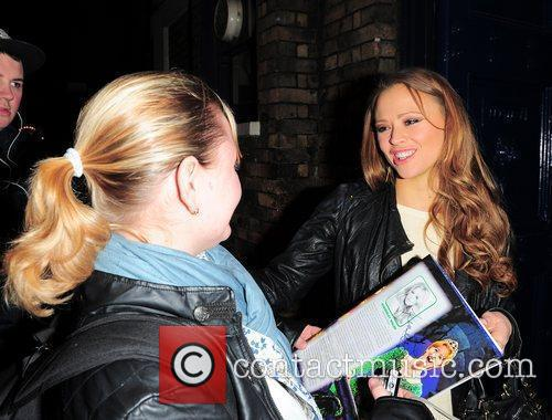Girls Aloud and Kimberley Walsh 2