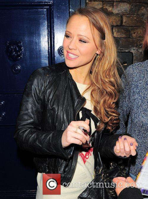 Girls Aloud and Kimberley Walsh 5