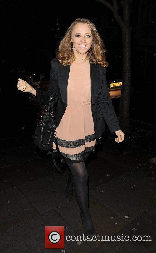 kimberley walsh enjoys a night out with 3864810