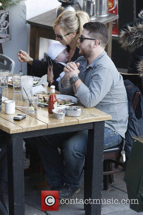 Kimberly Stewart and Jack Osbourne 6