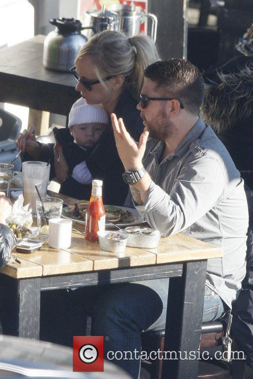 Kimberly Stewart and Jack Osbourne 10