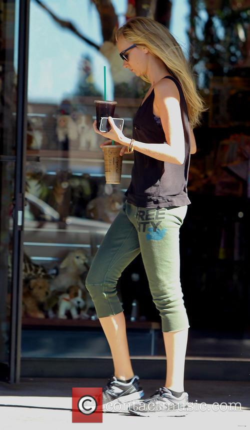 Kimberly Stewart, Starbucks, Los Angeles and California 7