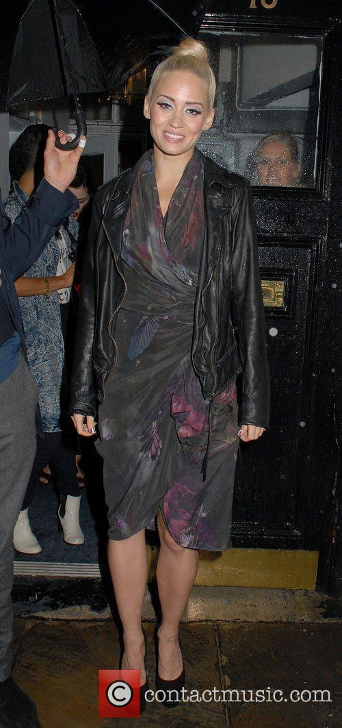 Kimberly Wyatt, Theatre Royal Haymarket and Evolution 7