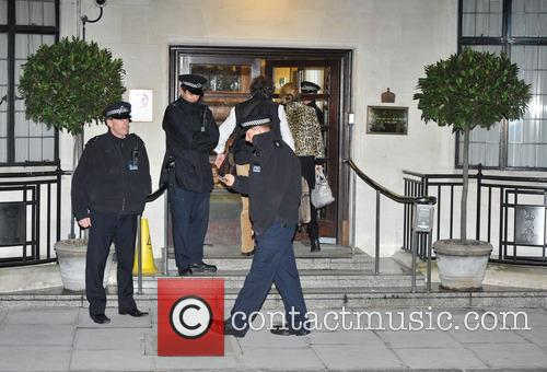 Police, King Edward, Hospital, Central London, Catherine, Duchess, Cambridge and Kate Middleton 4