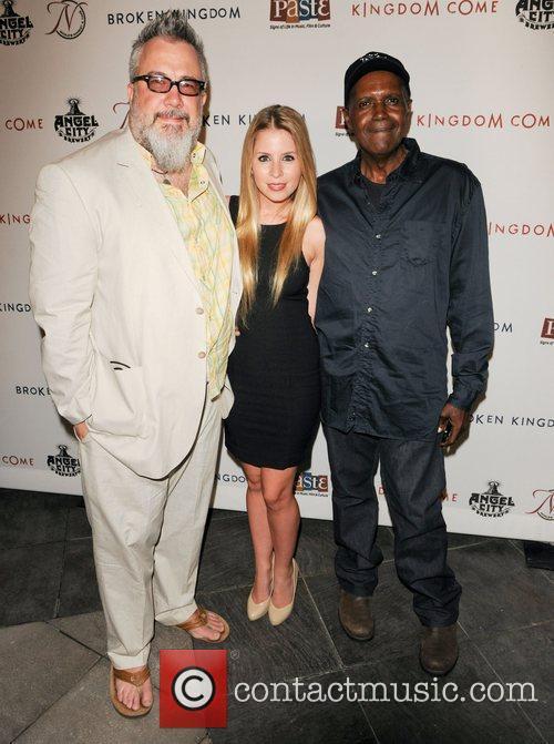 Michael Dunaway, Lindsay Lamb and Jeffrey Poitier 2