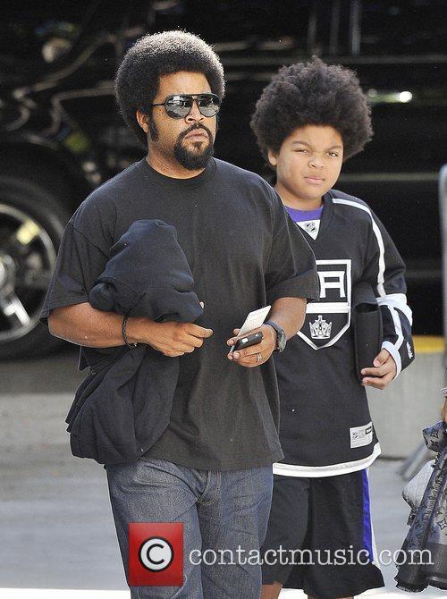 Ice Cube and Shea Jackson 1