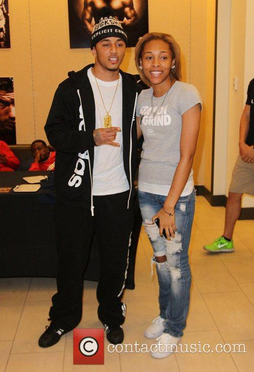 Kirko Bangz - meets fans and gives away tickets to T.I.'s ... Kirko Bangz Siblings