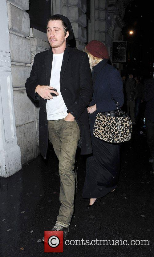 Kirsten Dunst, Garrett Hedlund, Thanksgiving, Christophers Bar, Grill and Covent Garden. Upon 4