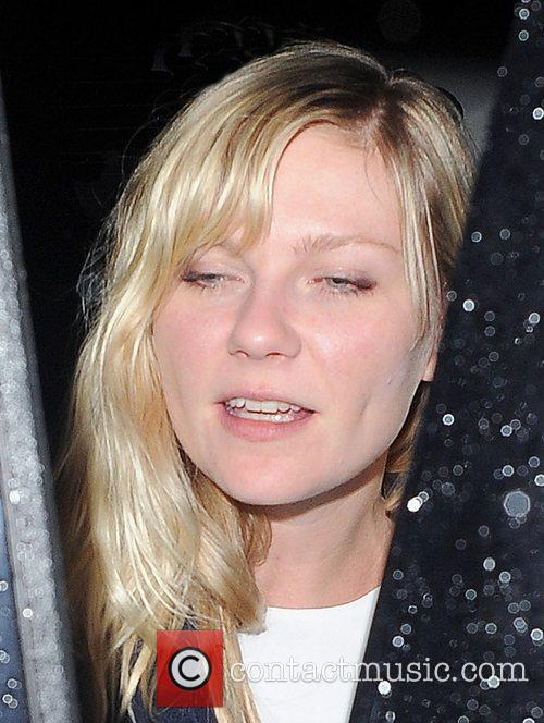 Kirsten Dunst, Garrett Hedlund, Thanksgiving, Christophers Bar, Grill and Covent Garden. Upon 6