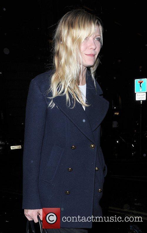 Kirsten Dunst, Garrett Hedlund, Thanksgiving, Christophers Bar, Grill and Covent Garden. Upon 15