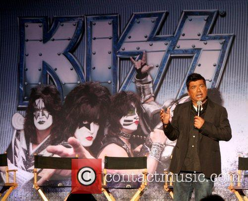 George Lopez  Motley Crue And KISS Announce...