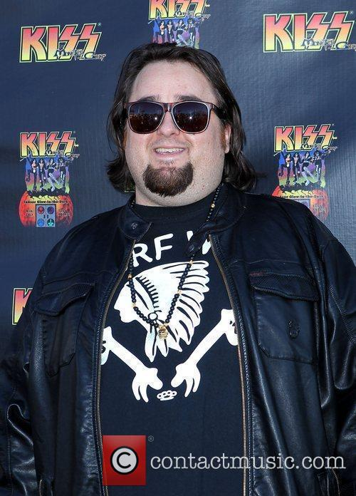 Austin Chumlee Russell KISS by Monster Mini Golf...