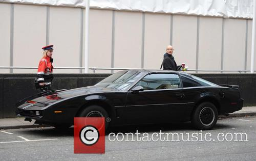 Knight Rider and Manchester 8