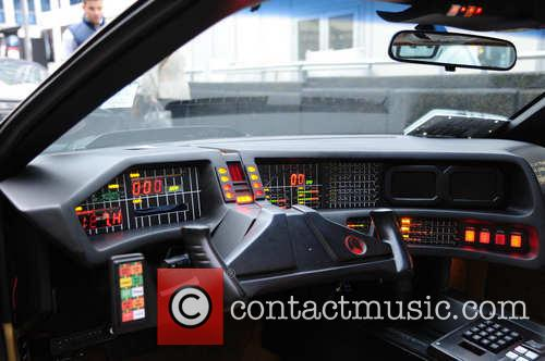 Knight Rider and Manchester 4
