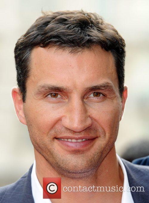 Wladimir Klitschko Klitschko - UK film premiere held...