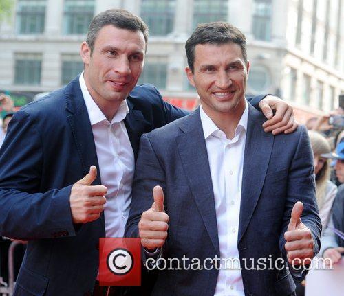 Wladimir Klitschko and Vitali Klitschko 2