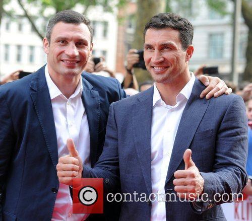 Wladimir Klitschko and Vitali Klitschko 4
