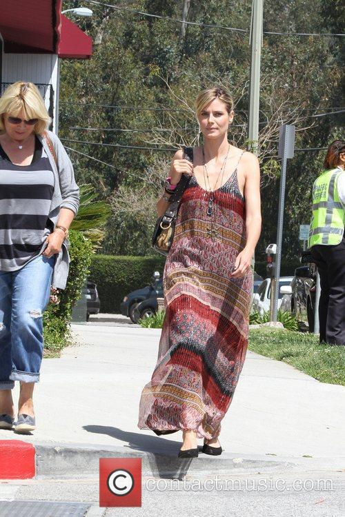 heidi klum is seen out and about 5828973