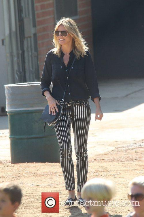 Heidi Klum and Brentwood 3