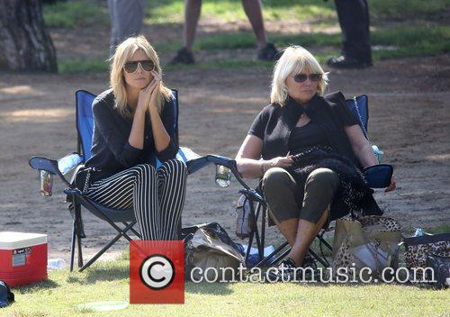 heidi klum and her mother erna klum 4125418