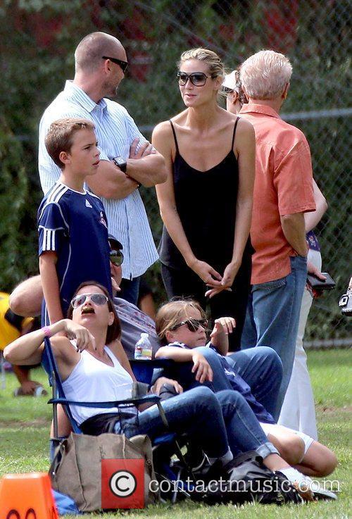 Martin Kristen and Heidi Klum 3