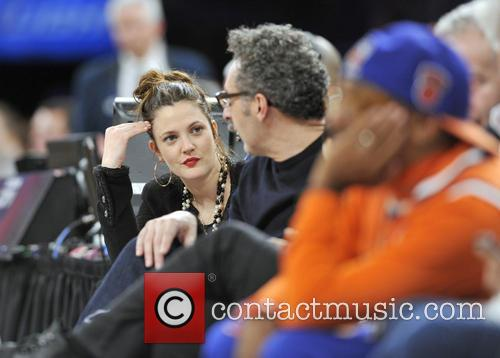Drew Barrymore, John Turturro, Spike Lee and Madison Square Garden 2