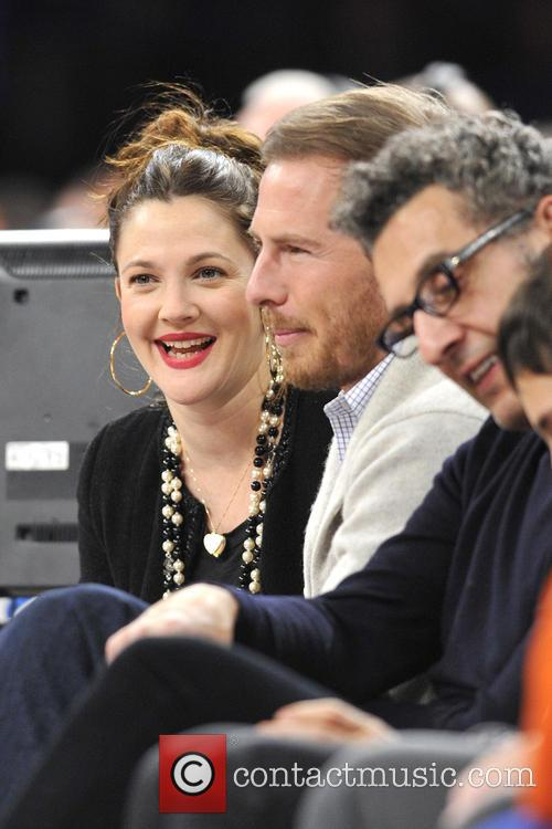 Drew Barrymore, Will Kopelman and Madison Square Garden 1