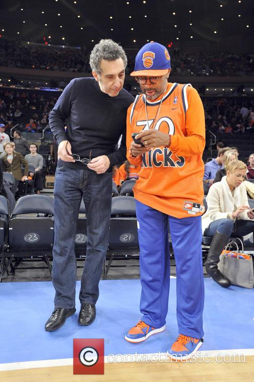 John Turturro, Spike Lee and Madison Square Garden 2