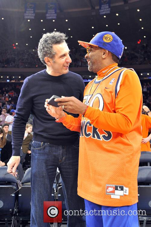 John Turturro, Spike Lee and Madison Square Garden 1