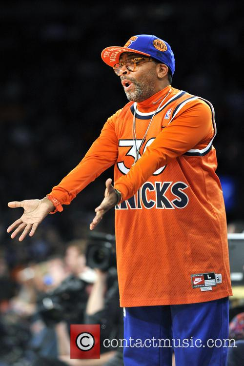 Spike Lee and Madison Square Garden 1