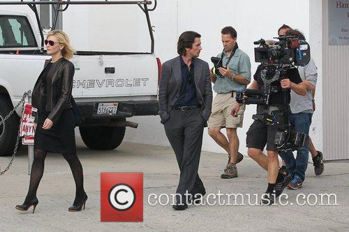 Cate Blanchett and Christian Bale 3
