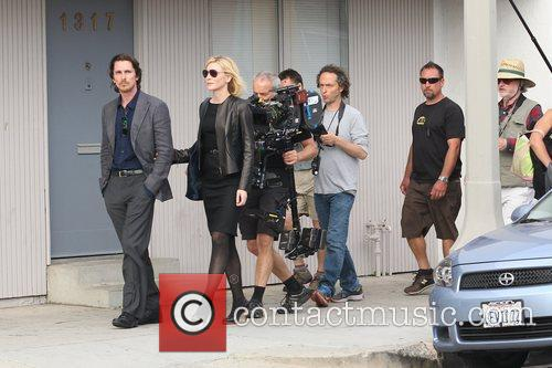 Cate Blanchett and Christian Bale 7
