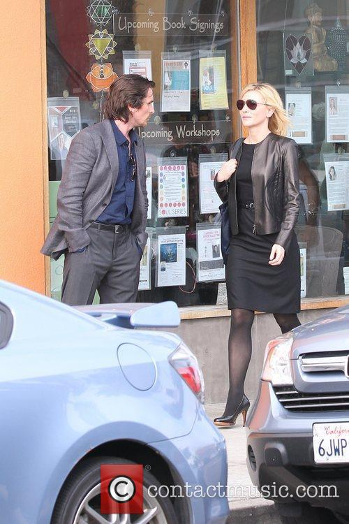 Cate Blanchett and Christian Bale 8