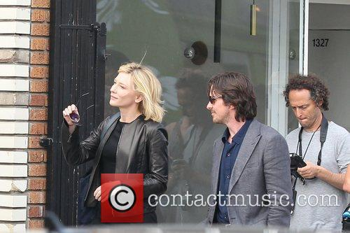Cate Blanchett and Christian Bale 10