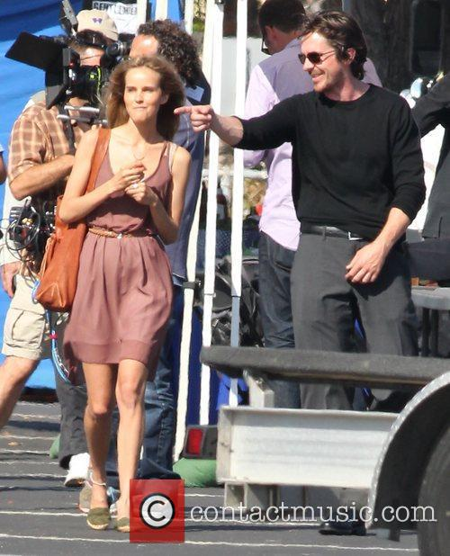 Christian Bale and Isabel Lucas 3