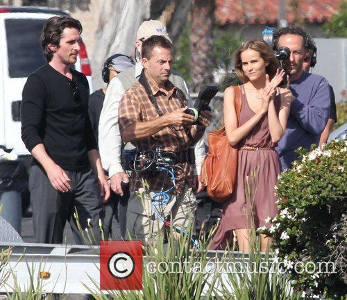 Christian Bale and Isabel Lucas 5