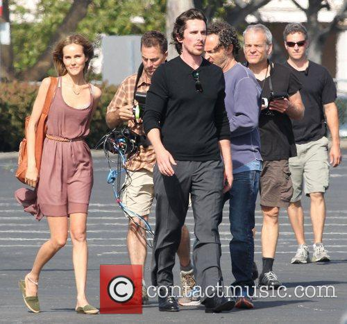 Christian Bale and Isabel Lucas 7
