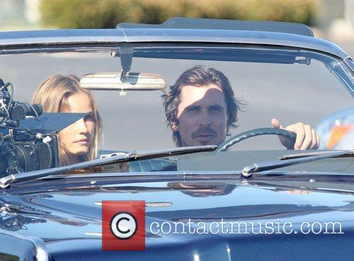 Christian Bale and Isabel Lucas 8