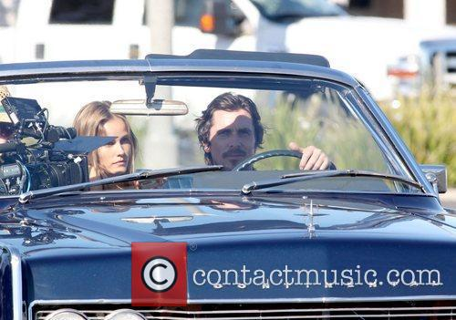 Isabel Lucas and Christian Bale 4