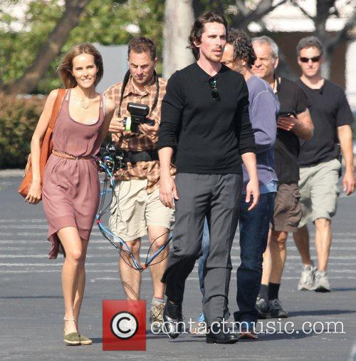 Isabel Lucas and Christian Bale 7