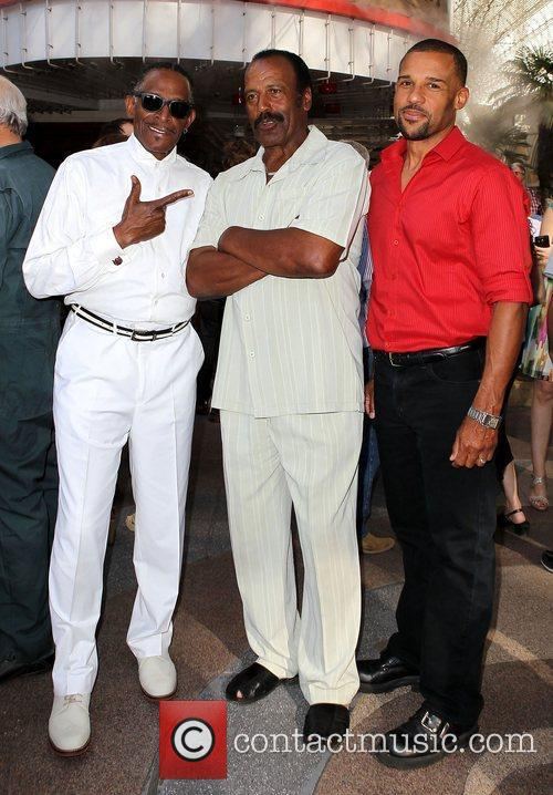 Antonio Fargas and Fred Williamson