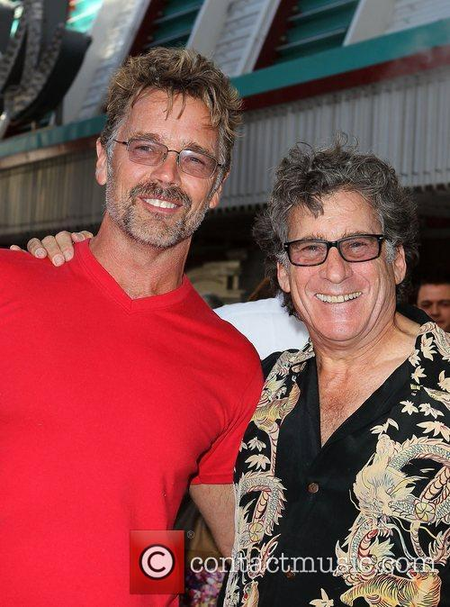 John Schneider and Paul Michael Glaser 4