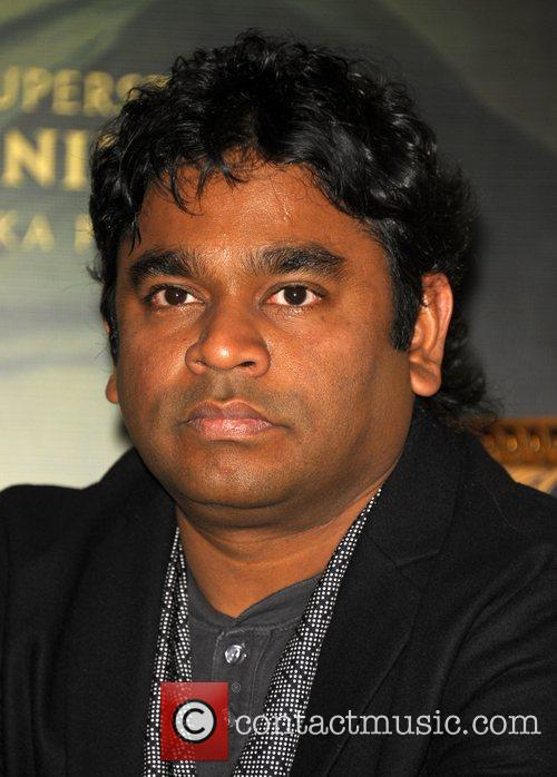 ar rahman press conference for new 3d 5819075