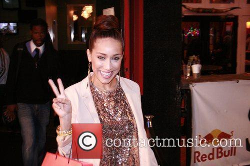 Attends 'Fashion on the Real' Fashion show during...